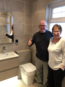 Glasgow Bathroom Showroom - Hillington - Bathrooms Continental