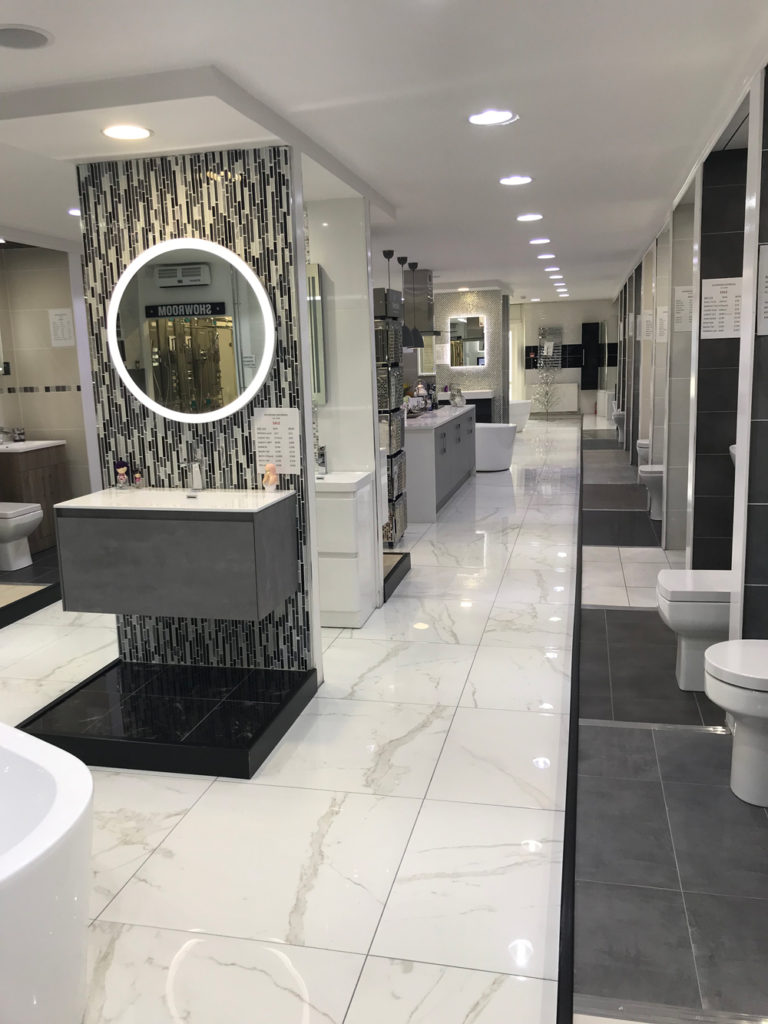 Contact Us - Glasgow Bathroom Showroom - Hillington